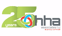 HHA 25 Year Anniversary Logo - GREEN ON WHITE-281