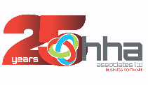 HHA 25 Year Anniversary Logo - RED ON WHITE-914-631